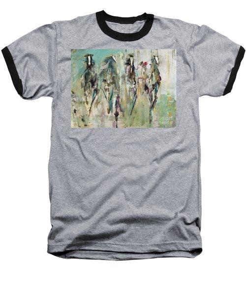 Spooked Baseball T-Shirt