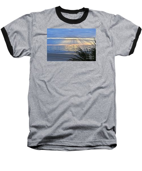 Light Of The Way Baseball T-Shirt