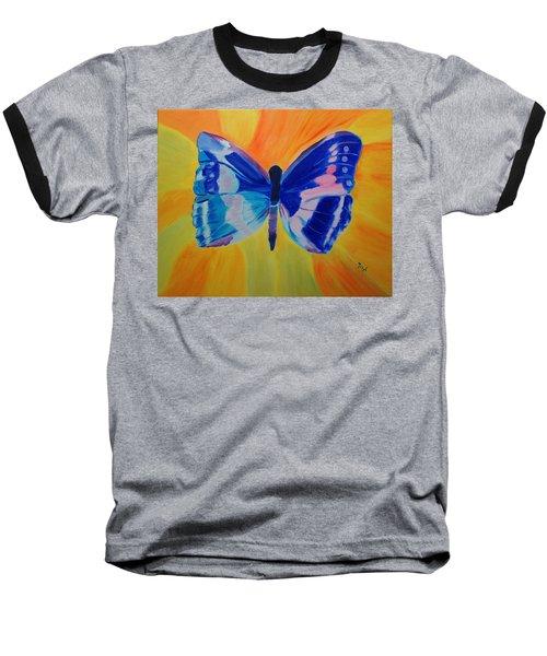 Spreading My Wings Baseball T-Shirt
