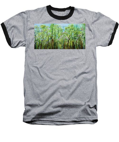 Spring Arpeggio Baseball T-Shirt
