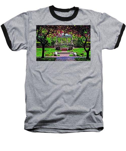 Spring At Lynch Park Baseball T-Shirt