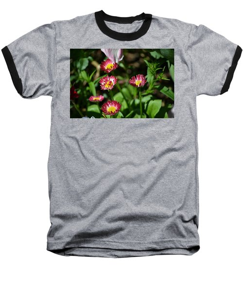 Baseball T-Shirt featuring the photograph Spring Blooms by Tara Potts