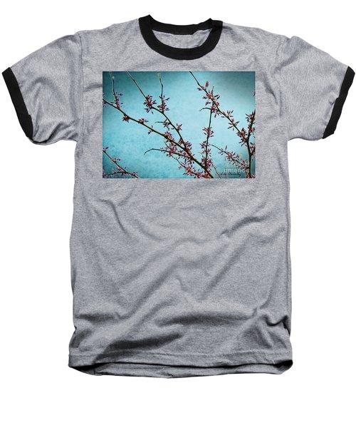 Spring Buds Baseball T-Shirt