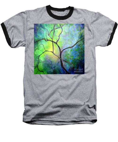 Spring Catawba Tree Baseball T-Shirt