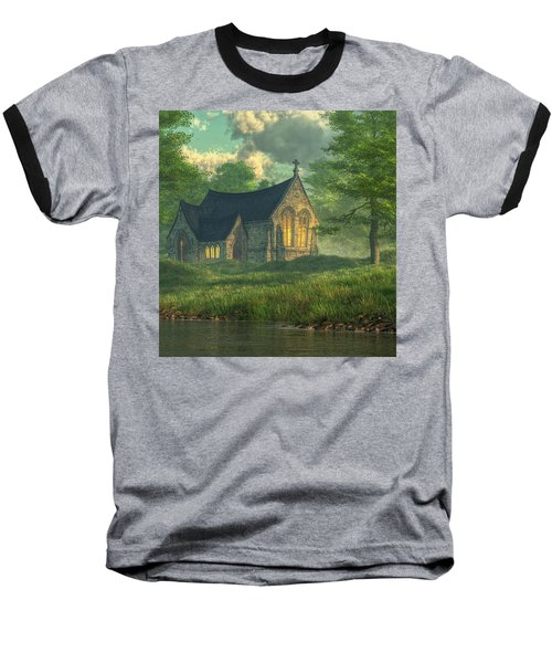 Spring Chapel Baseball T-Shirt
