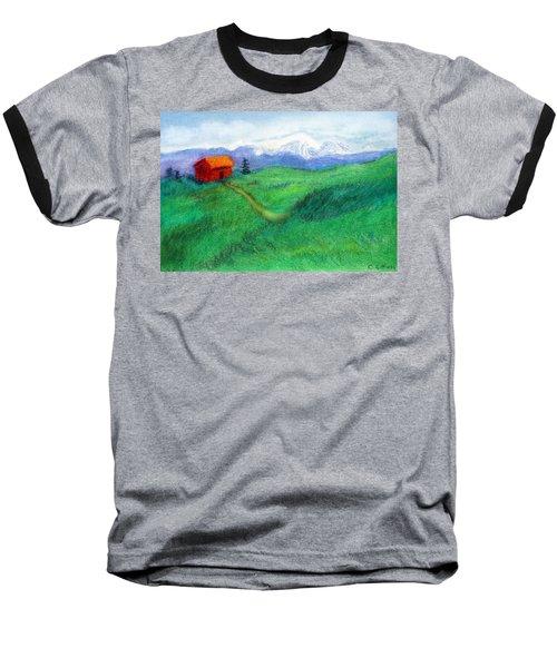 Spring Day Baseball T-Shirt by C Sitton