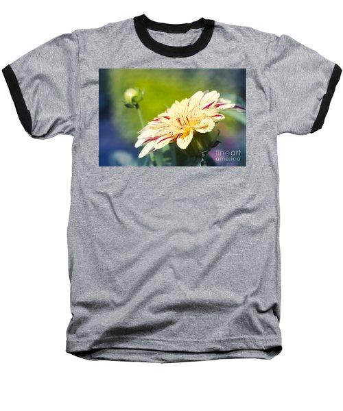 Spring Dream Jewel Tones Baseball T-Shirt