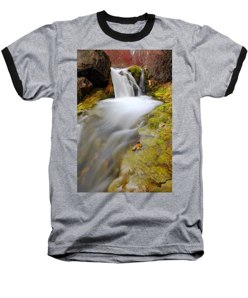 Spring Falls Baseball T-Shirt