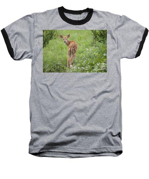 Spring Fawn Baseball T-Shirt