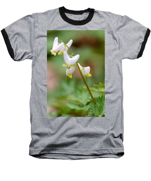 Spring Flower Baseball T-Shirt