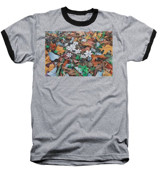 Spring Forward Baseball T-Shirt