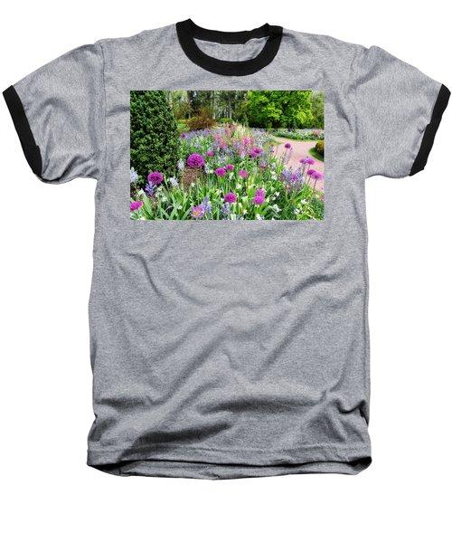 Spring Gardens Baseball T-Shirt