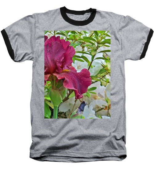 Baseball T-Shirt featuring the photograph Spring Glow by Larry Bishop