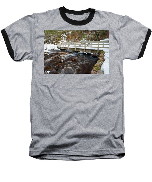 Spring Hike  Baseball T-Shirt