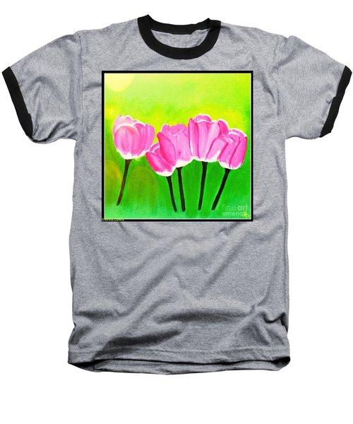Spring I Baseball T-Shirt