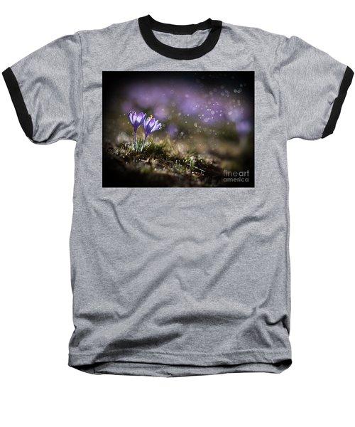 Spring Impression I Baseball T-Shirt