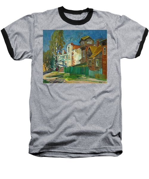 Spring In The Province Baseball T-Shirt