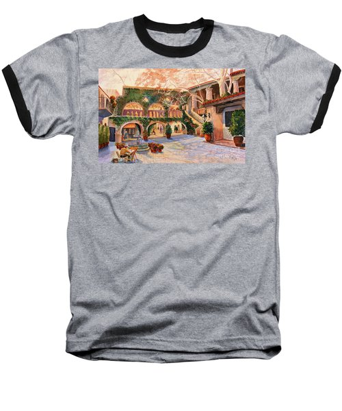 Spring In Tlaquepaque Baseball T-Shirt by Marilyn Smith