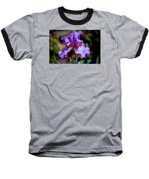 Spring Iris Bloom Baseball T-Shirt