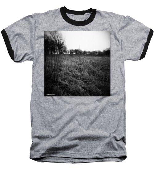 Spring Is Near Holga Photography Baseball T-Shirt by Verana Stark