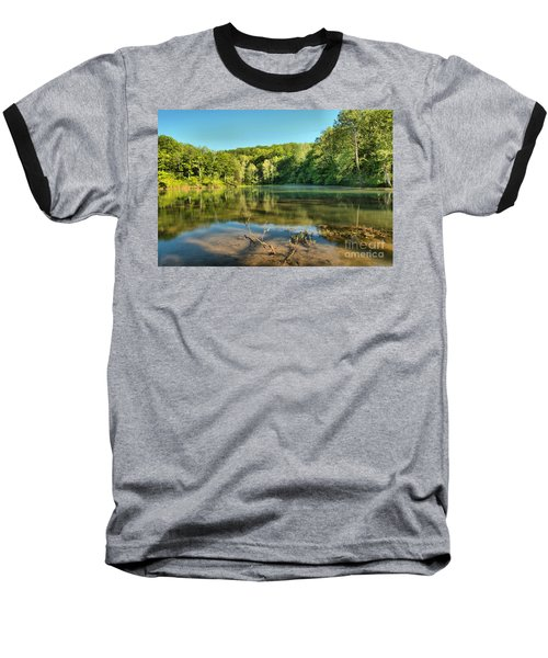 Spring Mill Lake Baseball T-Shirt