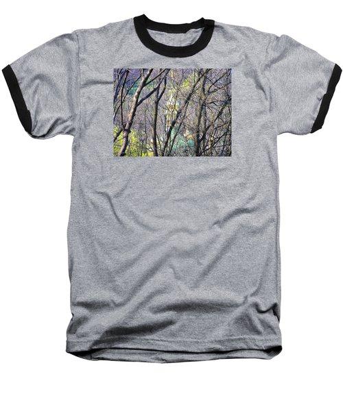 Spring Baseball T-Shirt by Oleg Zavarzin