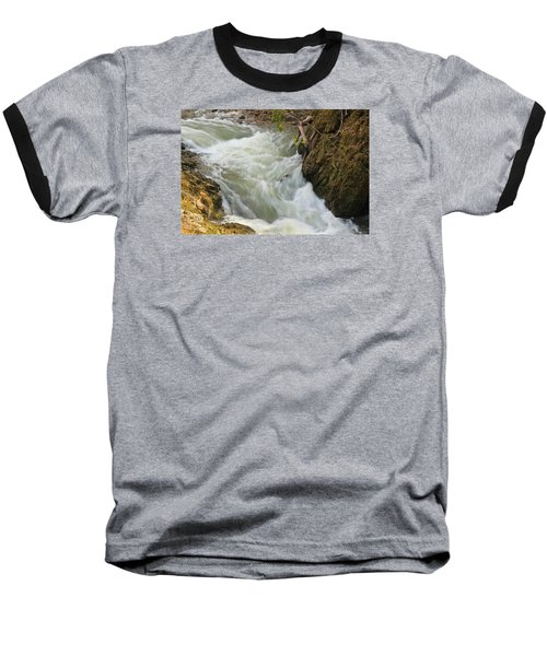 Baseball T-Shirt featuring the photograph Spring Rush by Julie Andel