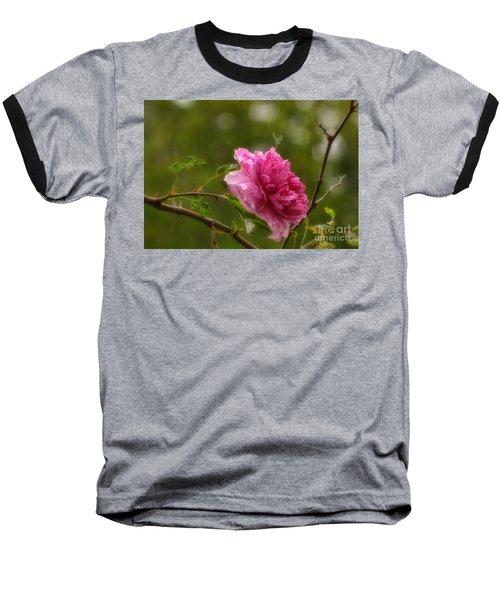 Spring Showers Baseball T-Shirt