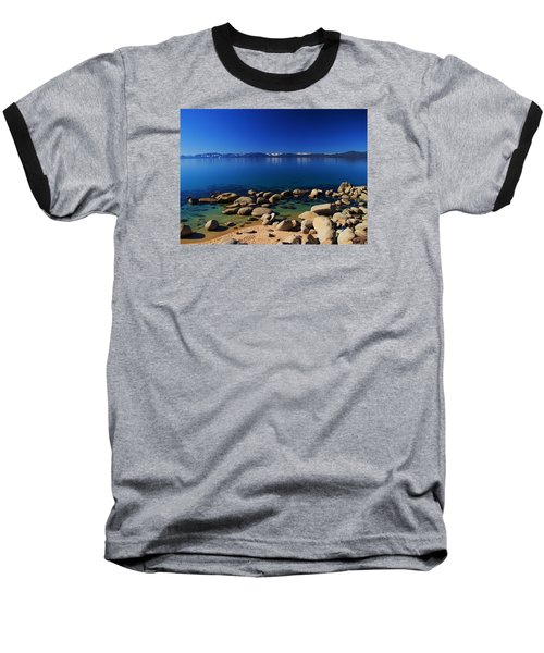Baseball T-Shirt featuring the photograph Spring Simplicity by Sean Sarsfield