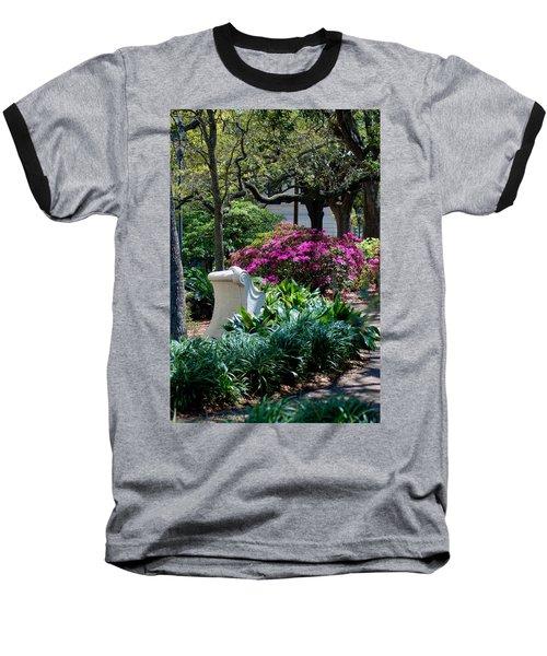Spring Solitude Baseball T-Shirt