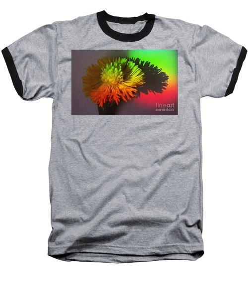Baseball T-Shirt featuring the photograph Spring Through A Rainbow by Martin Howard