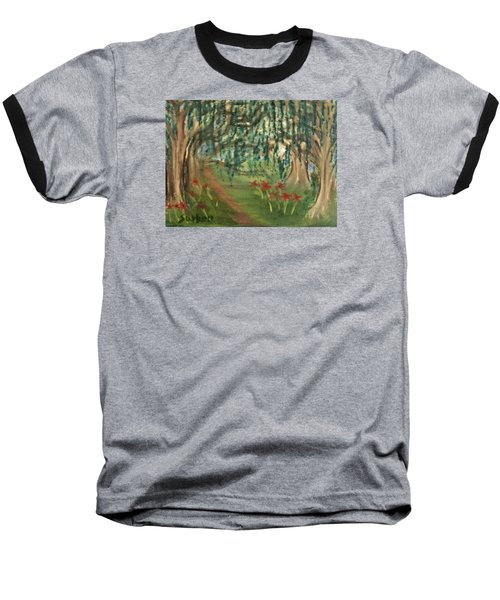 Spring Trail Baseball T-Shirt