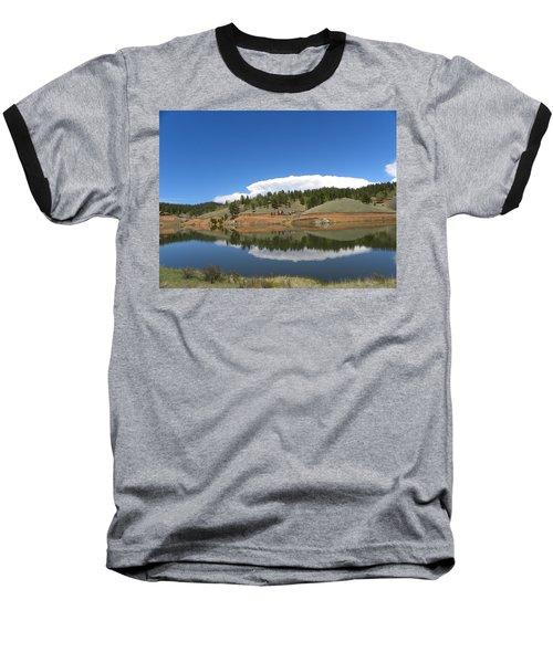 Ridge Over Burgess Res Divide Co Baseball T-Shirt