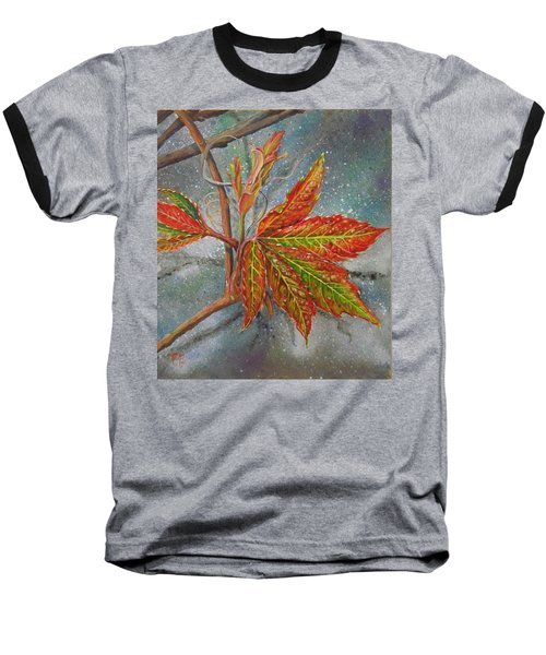 Spring Virginia Creeper Baseball T-Shirt