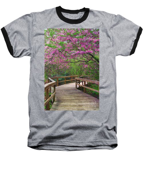 Spring Walk Baseball T-Shirt