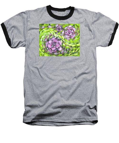 Spring Whirl Baseball T-Shirt