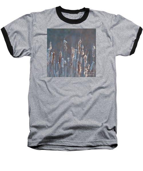 Spring Whisper... Baseball T-Shirt by Nina Stavlund