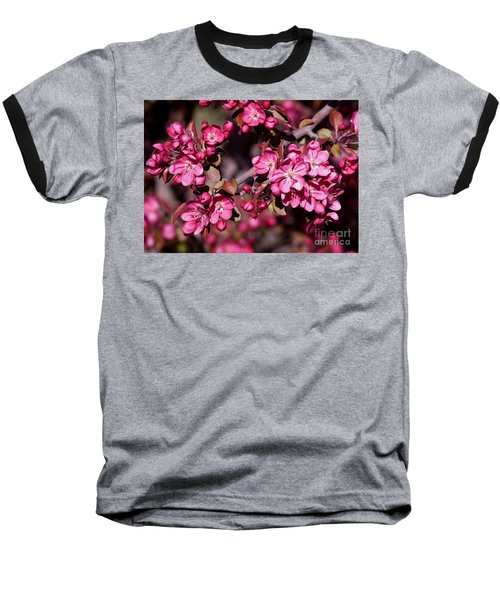 Baseball T-Shirt featuring the photograph Spring's Arrival by Roselynne Broussard