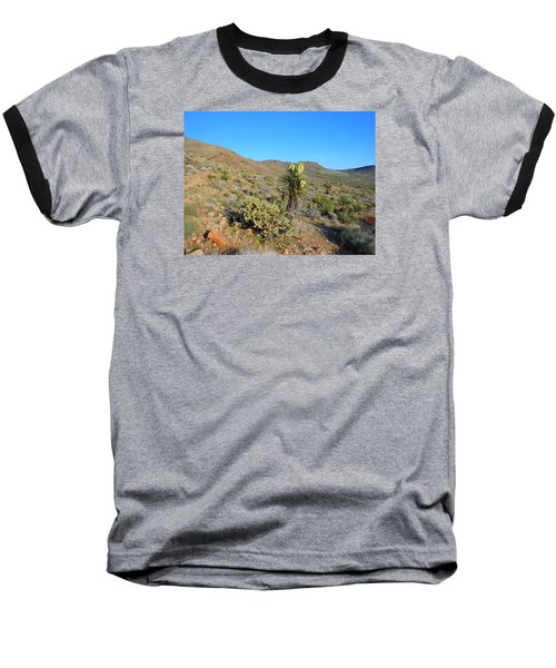 Springtime In The Cerbat Mountain Foothills Baseball T-Shirt