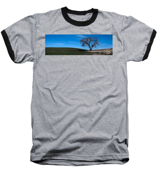 Springtime In The Palouse Baseball T-Shirt