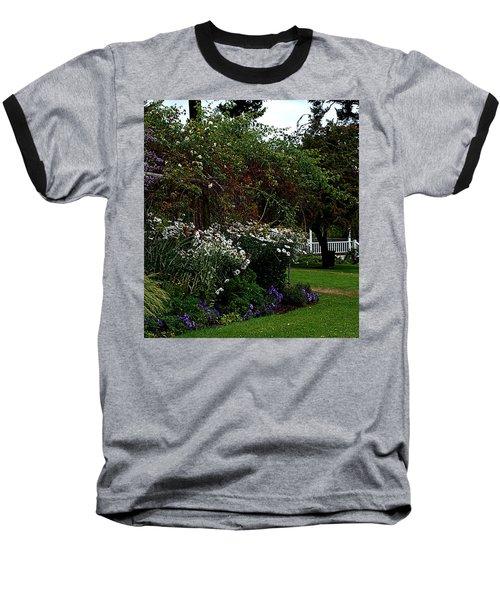 Springtime In The Park Baseball T-Shirt