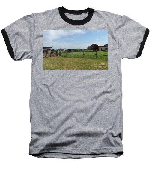 Springtime Serenity Baseball T-Shirt