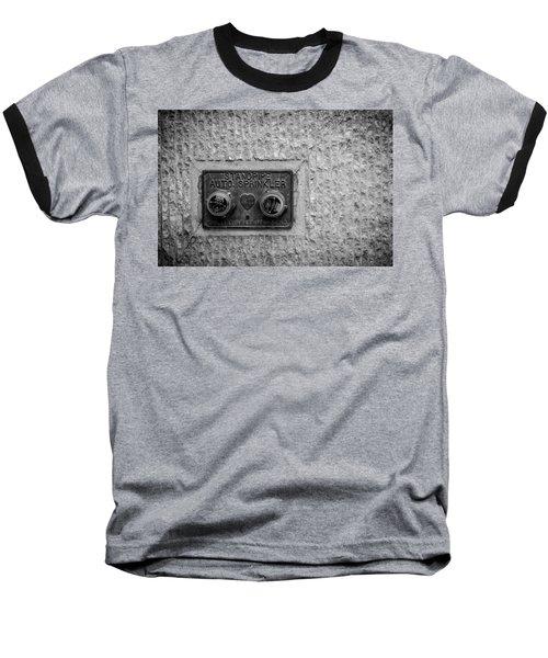 Sprinkler With A Heart Baseball T-Shirt