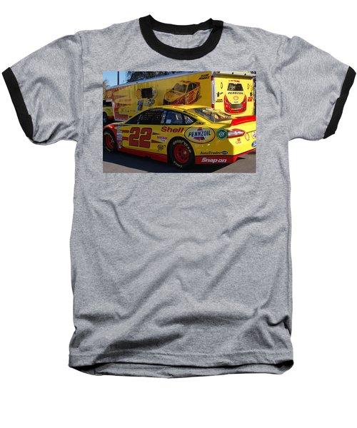Sprint Cup Series 22 Baseball T-Shirt