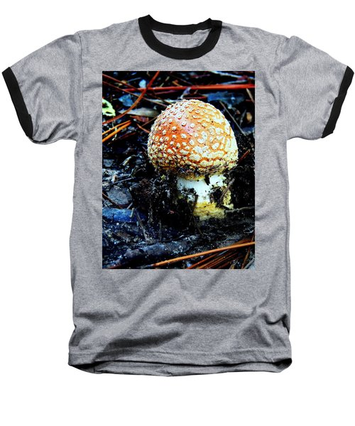 Baseball T-Shirt featuring the photograph Sprout by Faith Williams