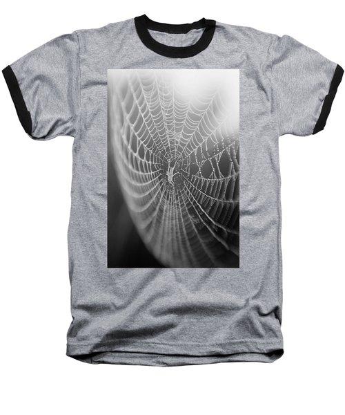 Spyder Web Baseball T-Shirt