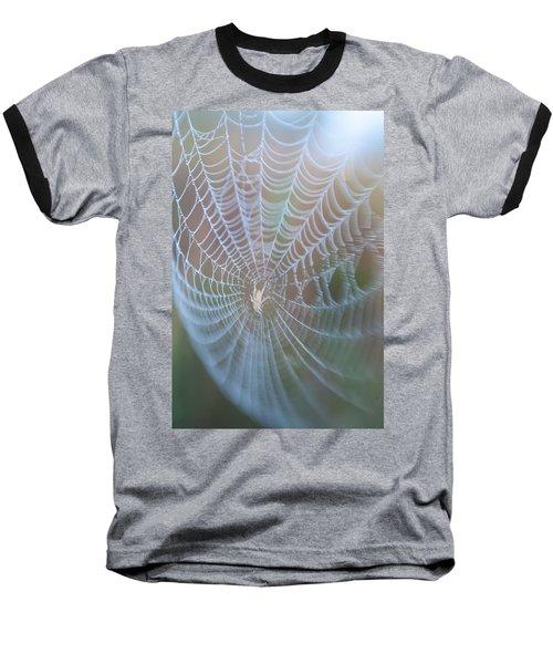Spyder's Web Baseball T-Shirt