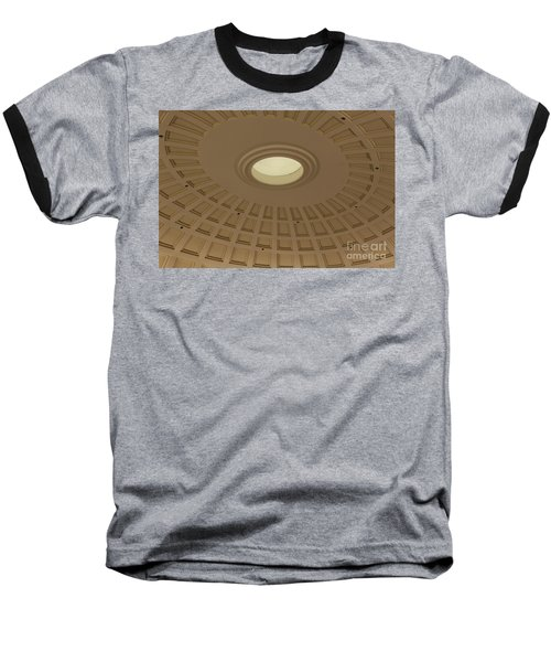 Baseball T-Shirt featuring the photograph Squares N Rectangles by Chris Thomas