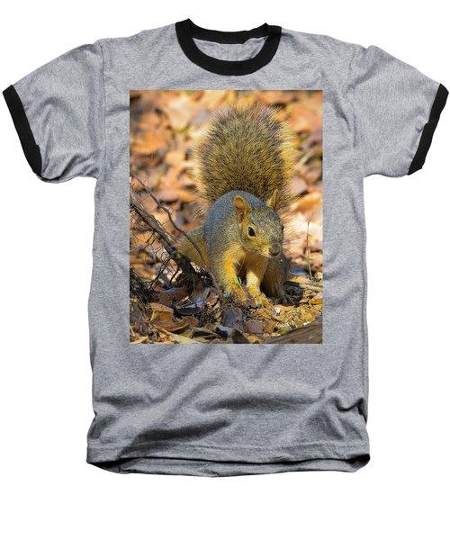 Squirrel Baseball T-Shirt