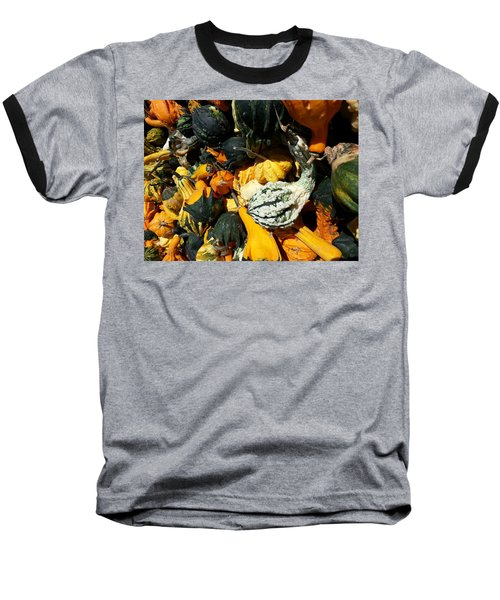Squish Squash Baseball T-Shirt
